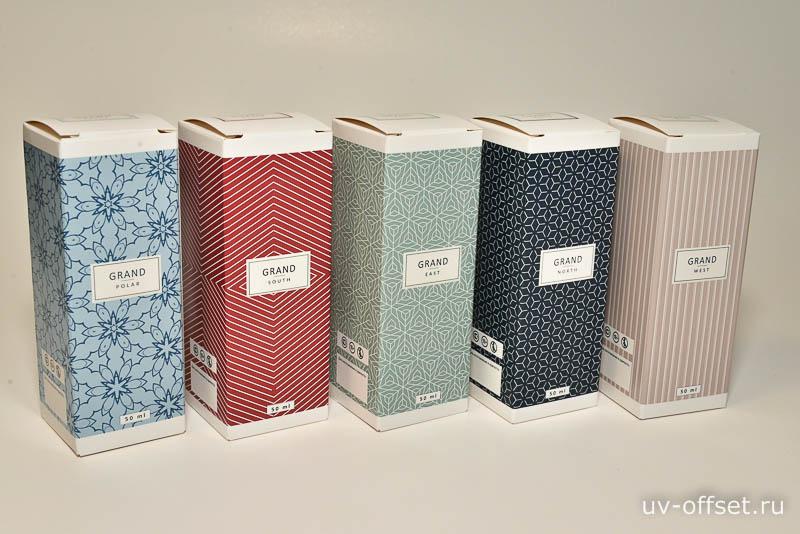 производство упаковки из картона хром эрзац